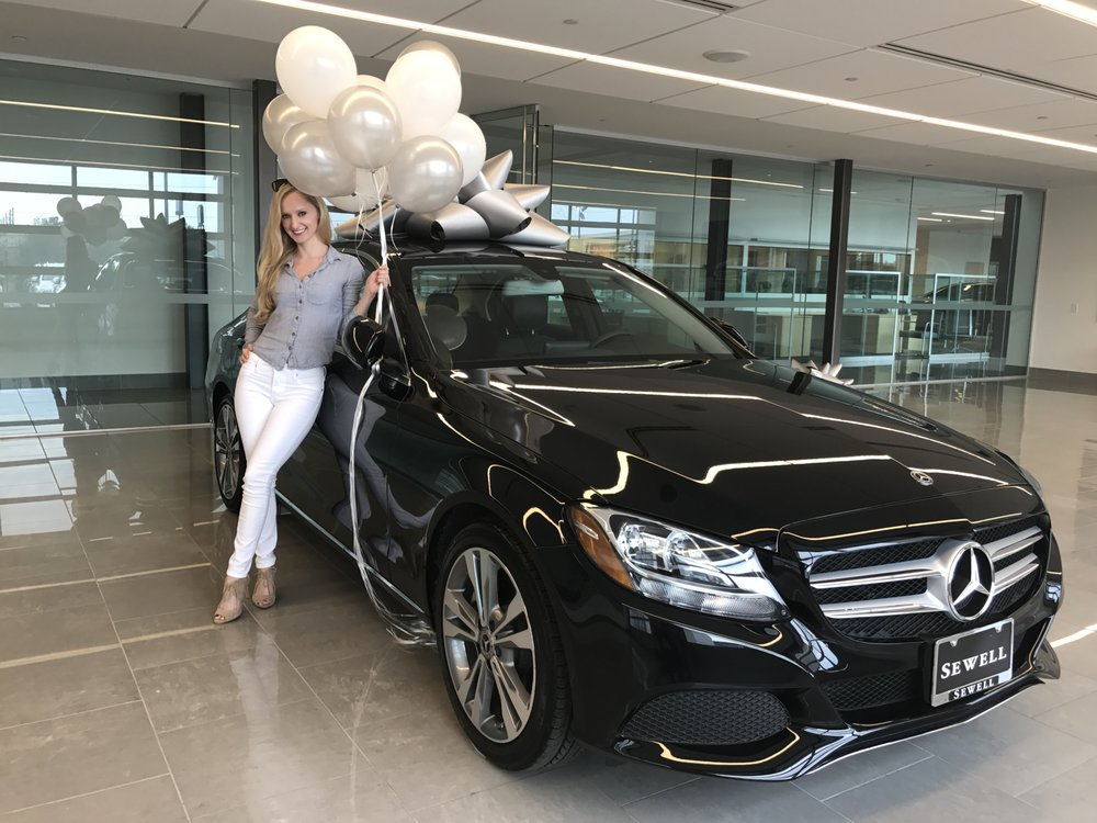 Mercedes Benz West Houston >> I Love My New Car Thank You So Much Aaron Sheng Yelp