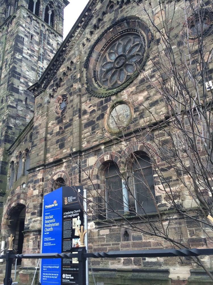 Sinclair Seamens Presbyterian Church | Corporation Square, Belfast BT1 3AJ | +44 28 9080 1240