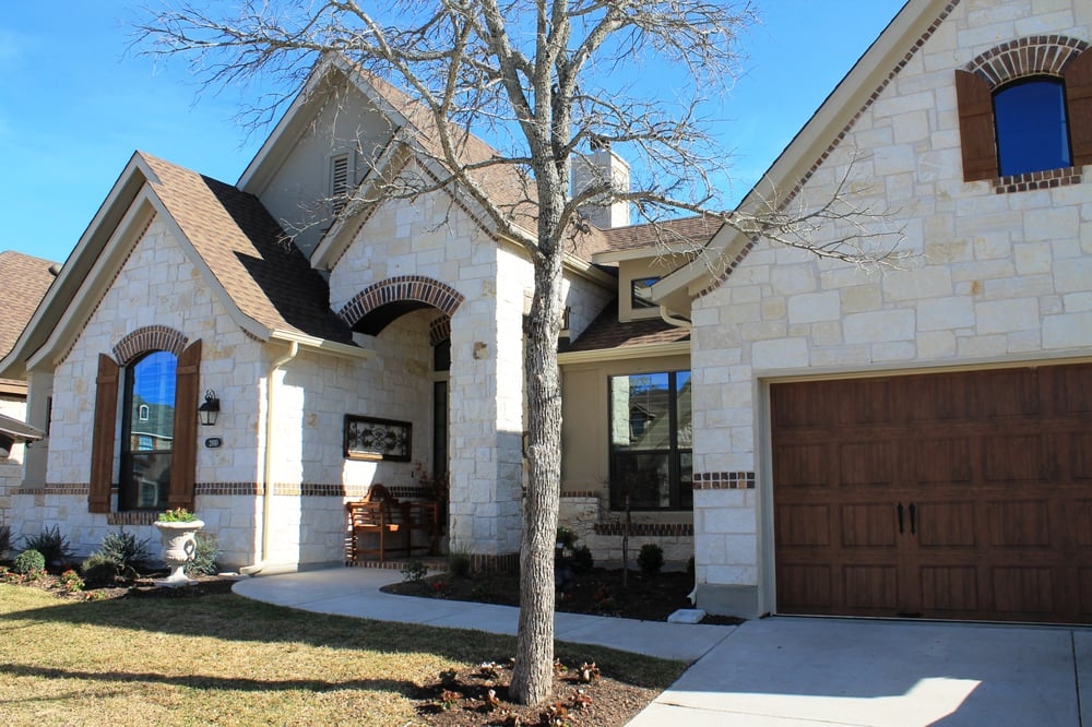 We Consulted On All Of The Exterior Materials Including