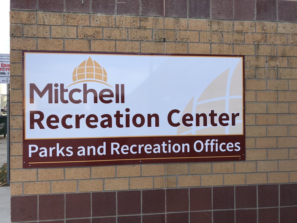 Mitchell Recreation Center & Indoor Acquatic Center: 1300 N Main St, Mitchell, SD