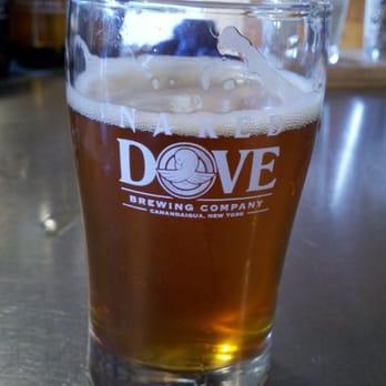 Naked dove porter beer