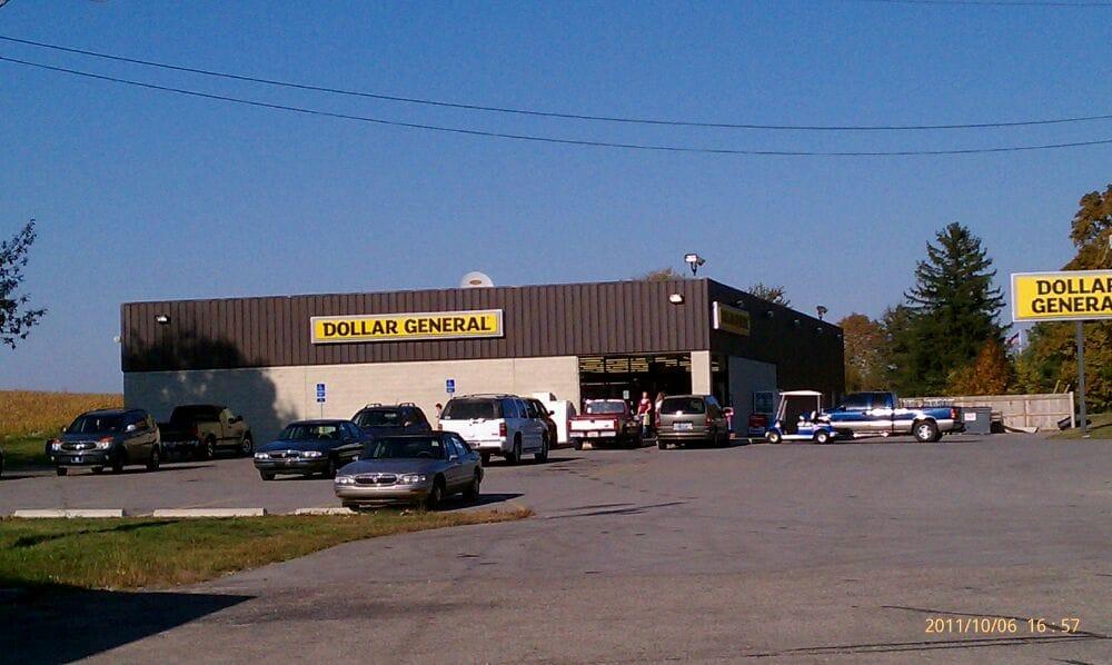 Dollar General: 11280 W US Hwy 36, Losantville, IN