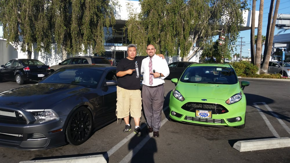 My Previous Toy Zenyatta And My New Toy Pistachio Thanks To Galpin Ford And Frank Nessi Yelp