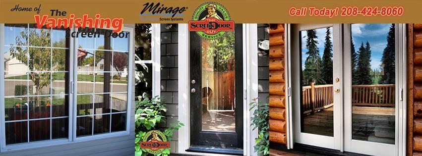 The Screen Door Guy: 4514 N Cedar View Ln, Boise, ID