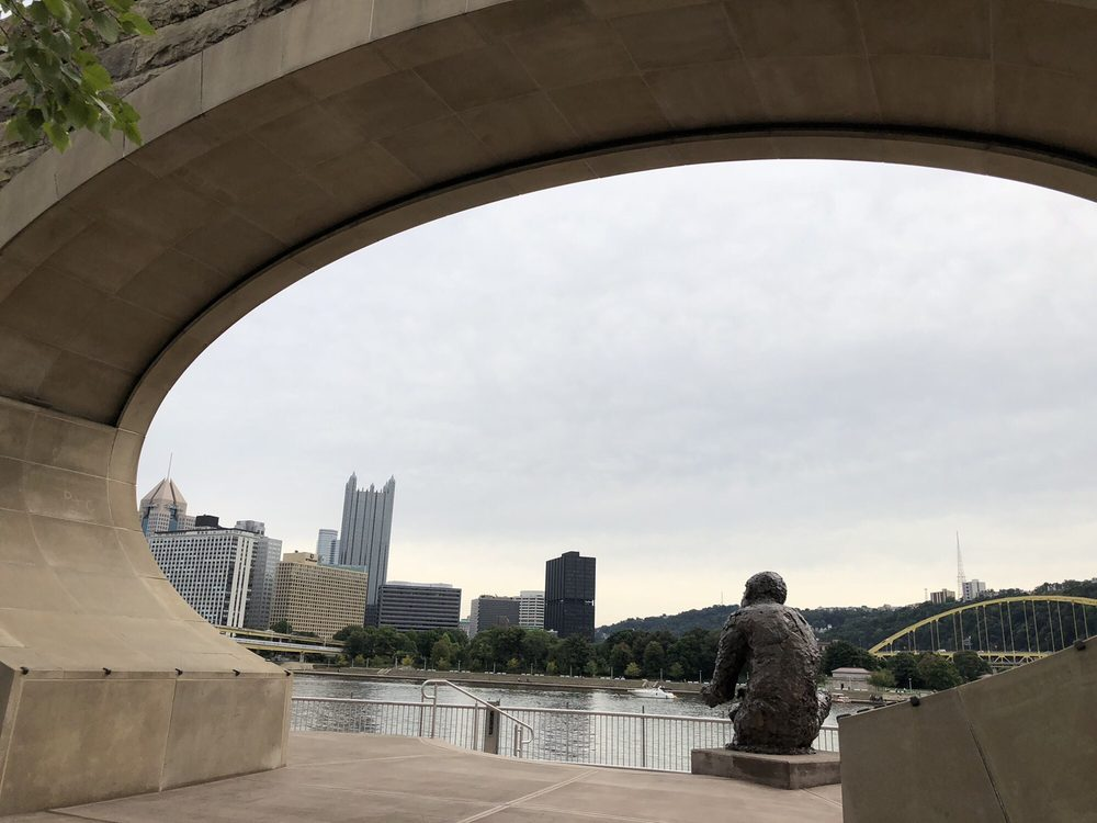 Tribute To Children: North Shore Dr, Pittsburgh, PA