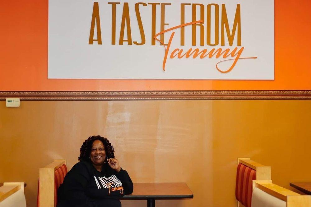 A Taste From Tammy: 159 S Elm St, Commerce, GA