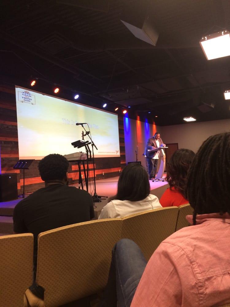 Freedom Church: 701 Harwood Rd, Bedford, TX