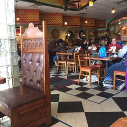 Photo Of Xochimilco Mexican Food Springfield Il United States Lunch Crowd
