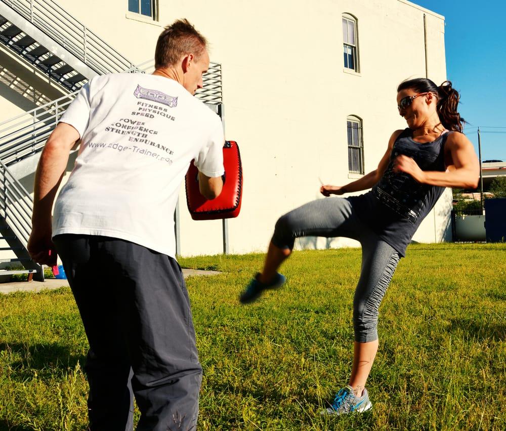 The Edge Personal Training: 1113 Vine St, Houston, TX