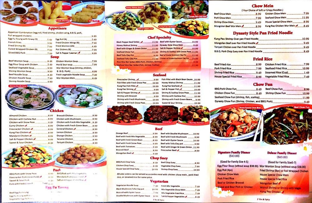Hong Kong Chinese Food Hanford Ca