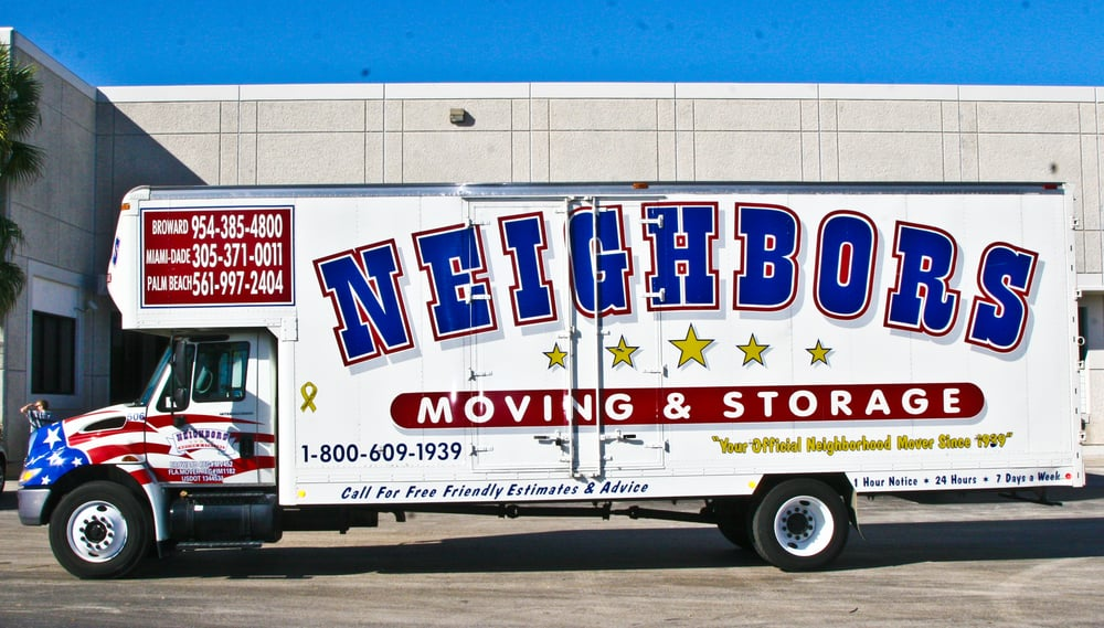 Neighbors Moving & Storage - 30 Photos & 32 Reviews - Self Storage ...