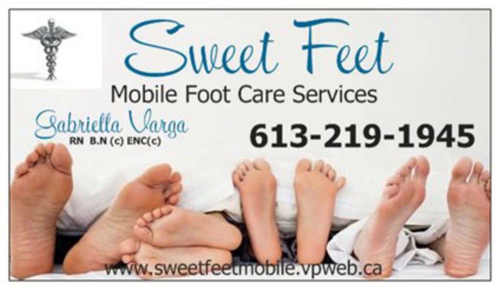 foot care ottawa
