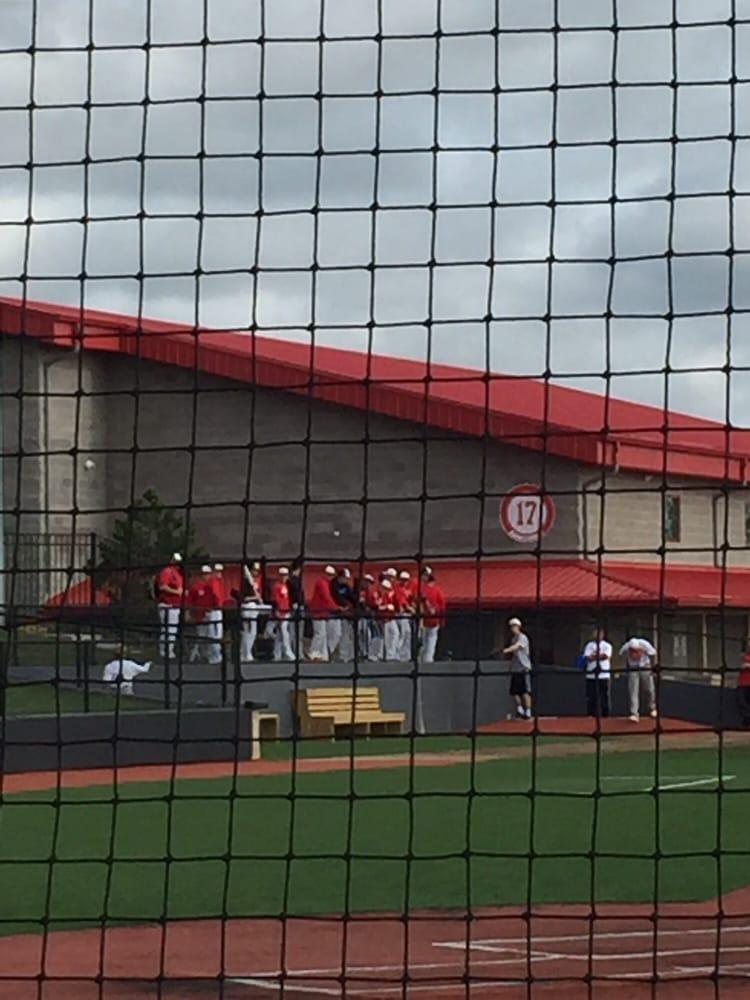The LaRoche Baseball Complex: 4805 Campbell Dr, Fort Scott, KS
