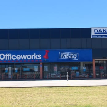 Officeworks  CLOSED  Office Equipment  Hutton St Osborne Park
