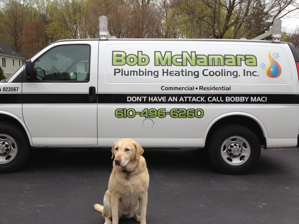 Photo of Bob McNamara: Broomall, PA