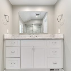 Photo Of Bath Plus Kitchen Design Remodel   Alexandria, VA, United States