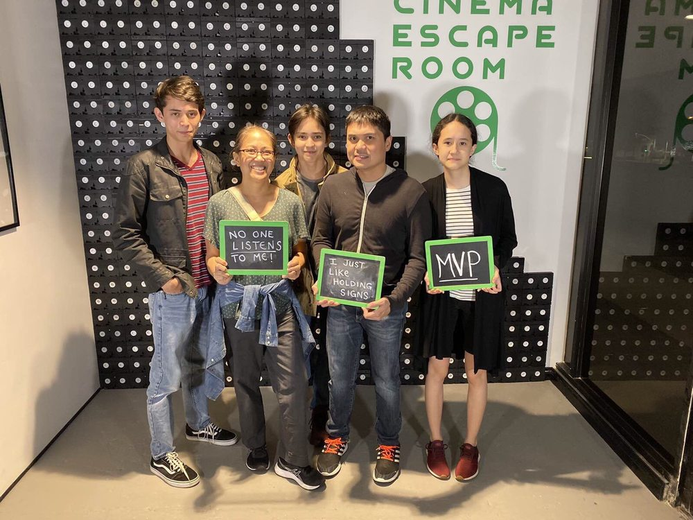Cinema Escape Rooms: 4298 Katella Ave, Los Alamitos, CA
