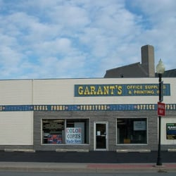 Photo Of Garant S Office Supplies Printing Alpena Mi United States