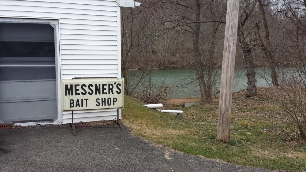 Messner's Bait Shop - Fishing - 214 1st Ave, Sutersville ...