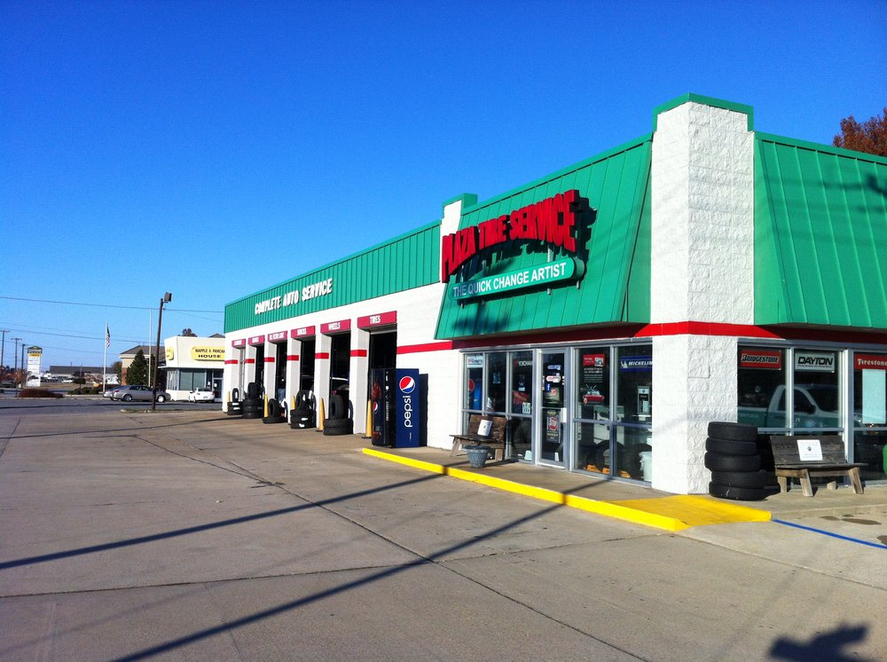 Plaza Tire Service: 420 Independence Ave, Kennett, MO