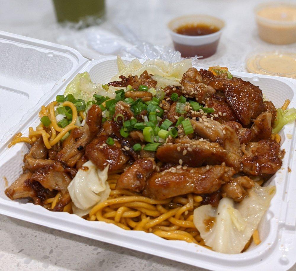 Quickway Japanese Hibachi: 1040 Elden St, Herndon, VA
