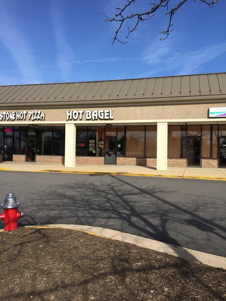 Hot Bagel: 7578 A Telegraph Rd, Alexandria, VA