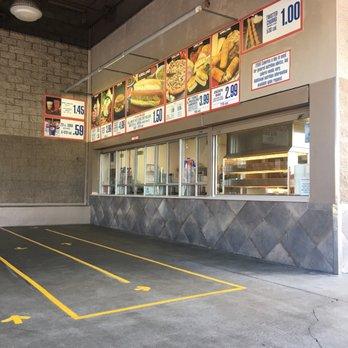 Chino Hills Costco Food Court