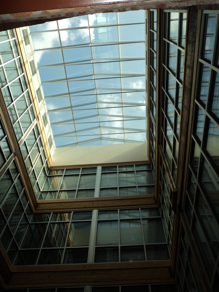 Photo of Atrium Lofts - Richmond VA United States. Cold Storage Building IV & Cold Storage Building IV Atrium - Yelp