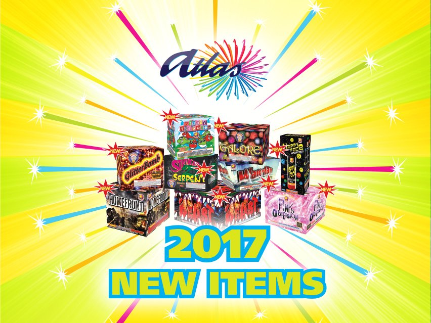 Atlas Fireworks of Amherst: 105 State Rt 101A, Amherst, NH