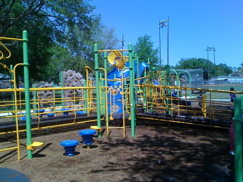 Jefferson Playground: 4100 South Dr, New Orleans, LA