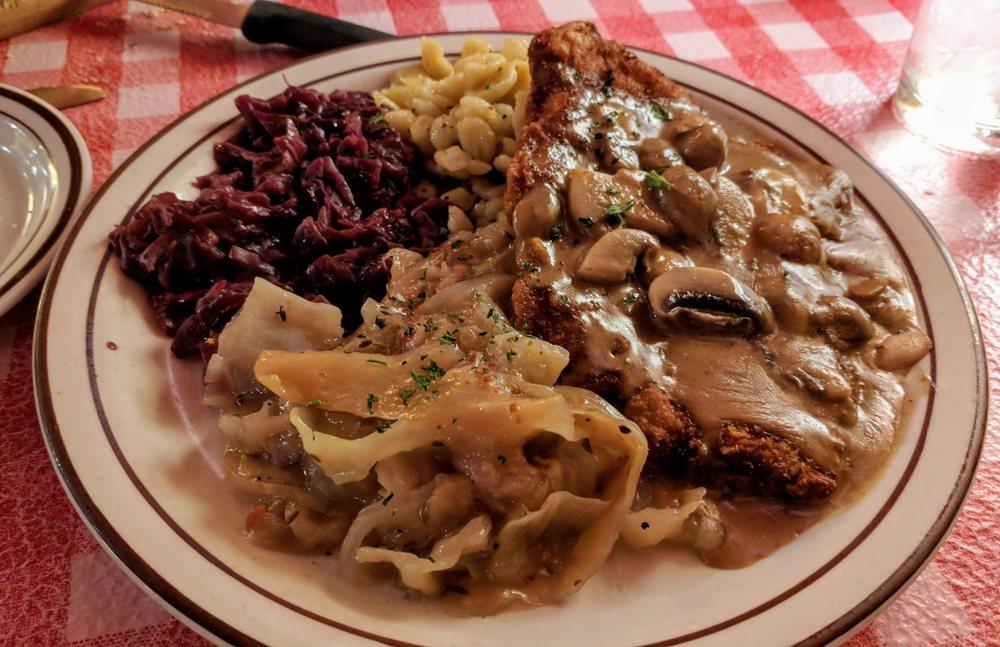 Winzer Stube German Restaurant: 516 2nd St, Hudson, WI