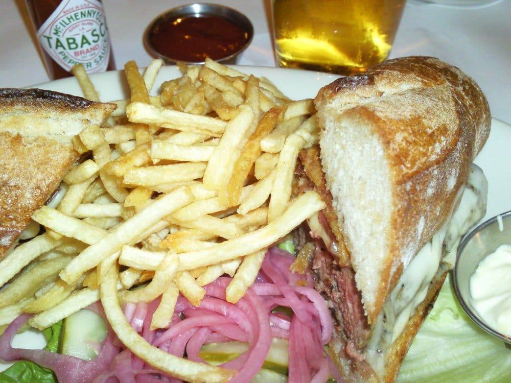 Balboa Cafe San Francisco Review