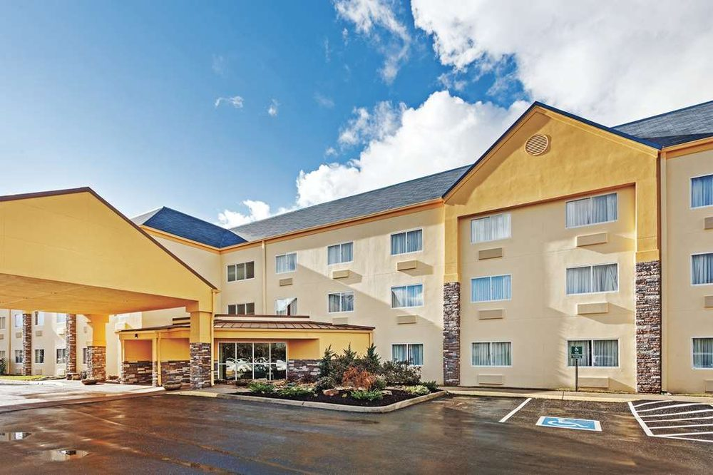La Quinta by Wyndham Knoxville Airport: 126 Cusick Rd, Alcoa, TN