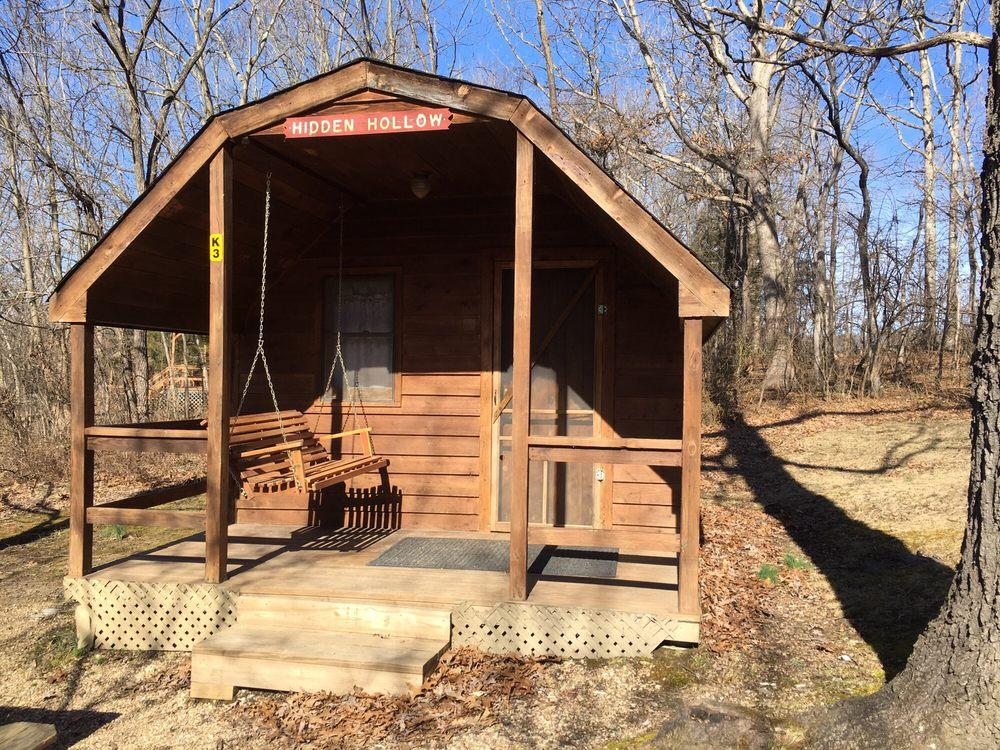 Walnut Hills  Campground & RV Park: 484 Walnut Hills Rd, Staunton, VA