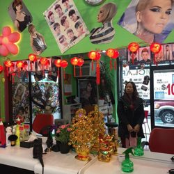Hua hua salon 45 photos 18 avis coiffeurs salons for 10th street salon