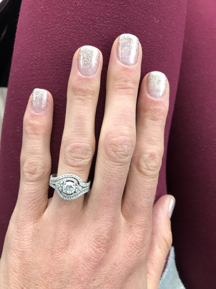 Photo Of T C Nails Superior Co United States Rose Gold