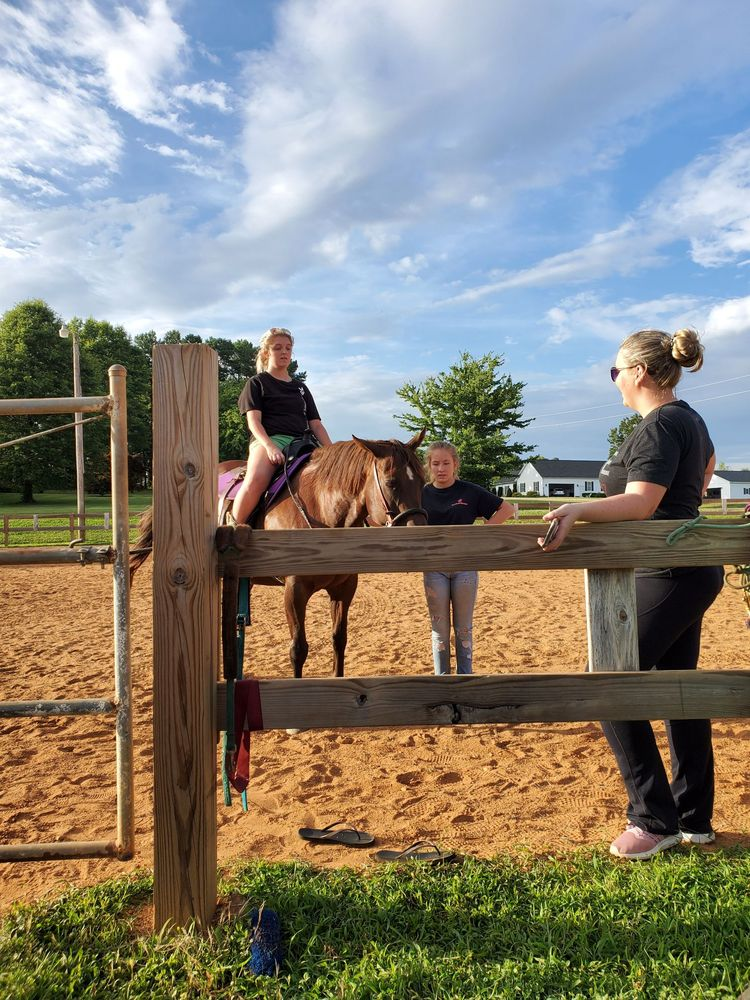 Spotted Creek Stables: 2813 David Cox Rd, Maiden, NC