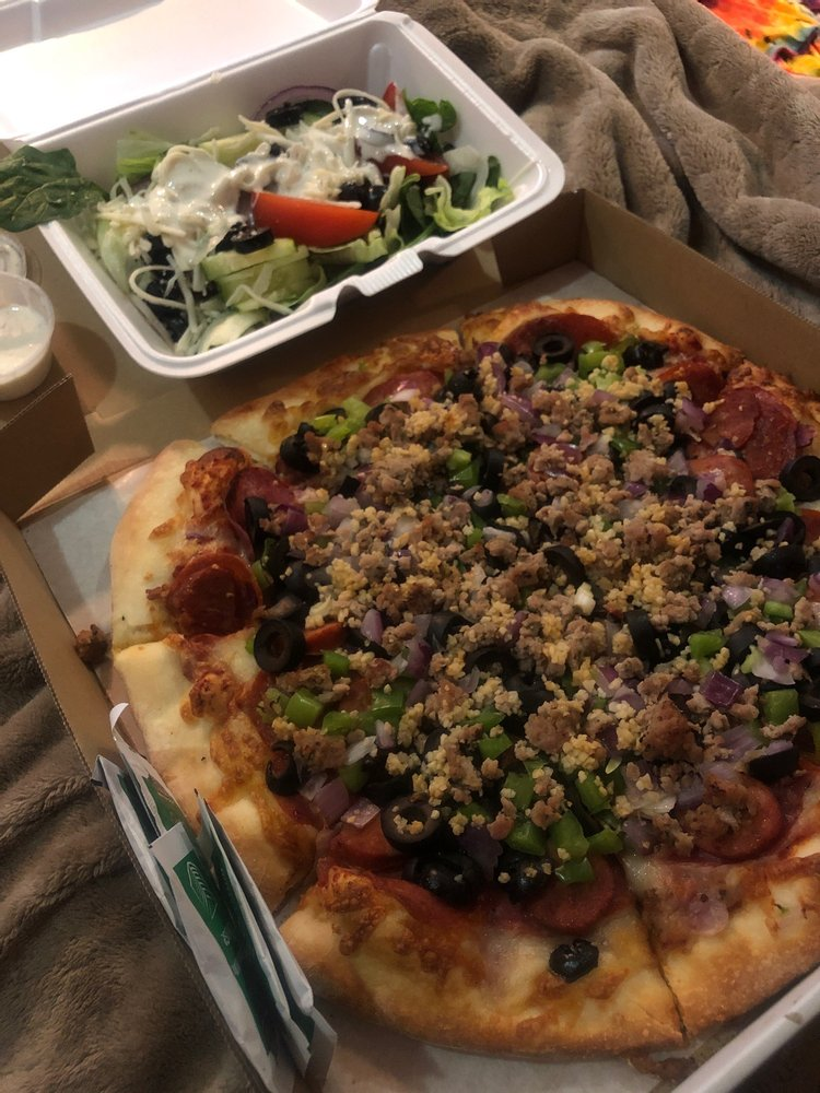 Brick Oven Pizza & Pasta: 16295 Hwy 175, Middletown, CA