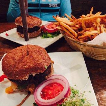 Charming Photo Of Kayau0027s Kitchen   Belmar, NJ, United States. Black Bean Burger And