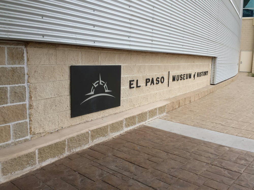El Paso Museum of History: 510 North Santa Fe St, El Paso, TX