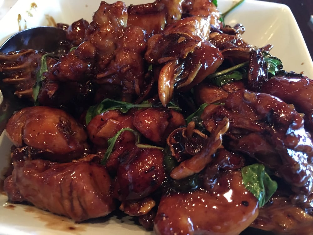 Spicy basil chicken yelp for 101 taiwanese cuisine