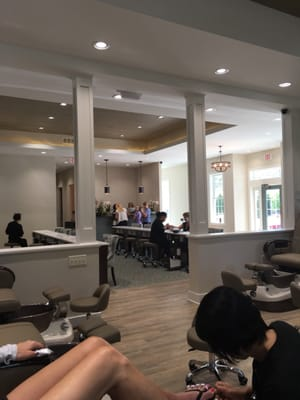 Deluxe Nail Salon & Spa 7835 Camargo Rd Cincinnati, OH Manicurists ...