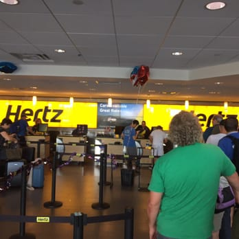 Hertz Car Rental Seattle Reviews