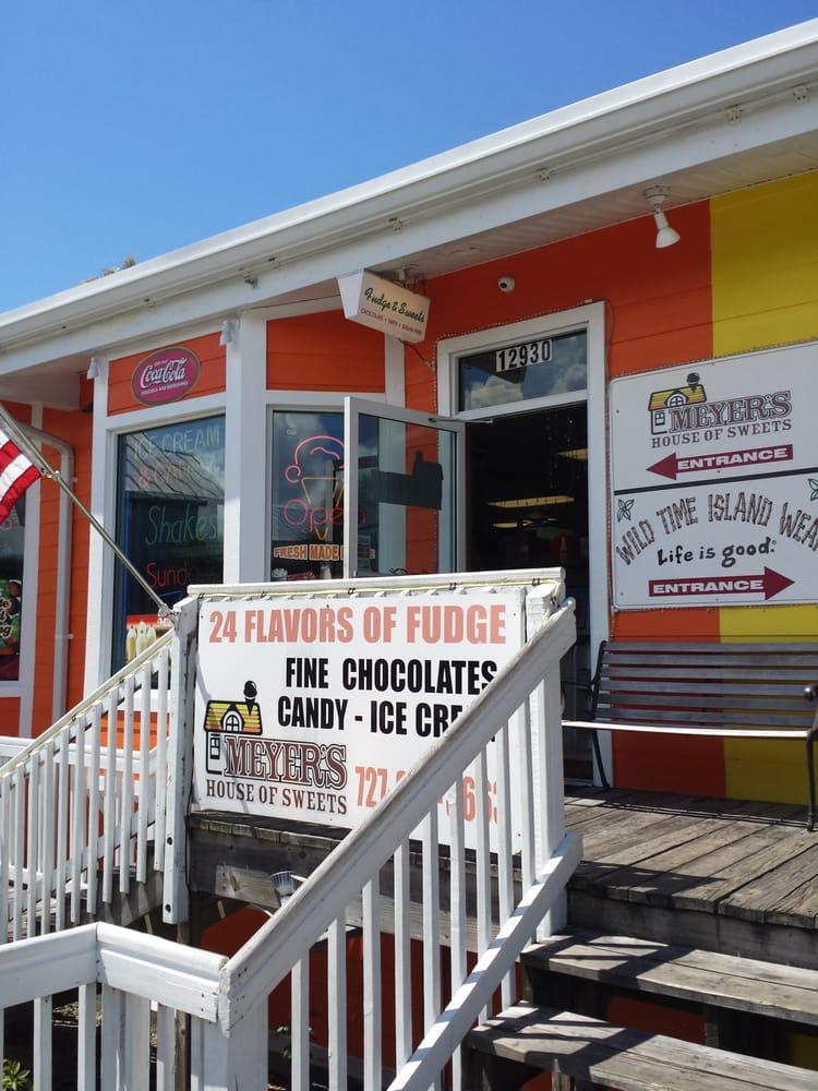 House of Sweets: 12930 Village Blvd, Madeira Beach, FL