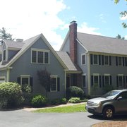 For Asphalt Photo Of Garon Teed Roofing   Manchester, NH, United States.  Shingle Roof