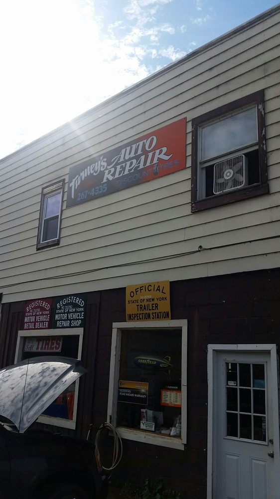 Turney's Auto Repair and Sales: 69 Rt 394, Kennedy, NY