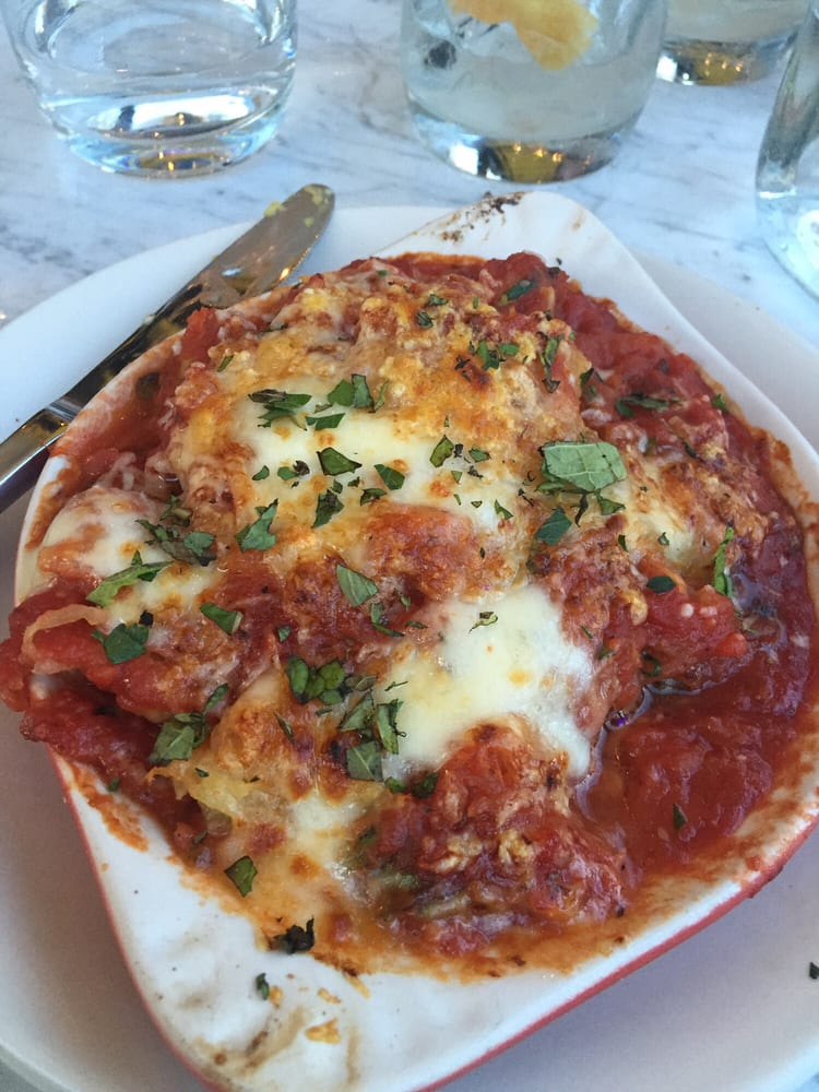 True Food Kitchen Spaghetti Squash Casserole Yelp