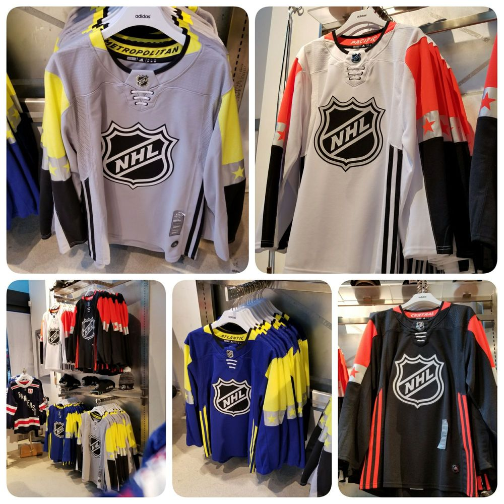 NHL Concept Store