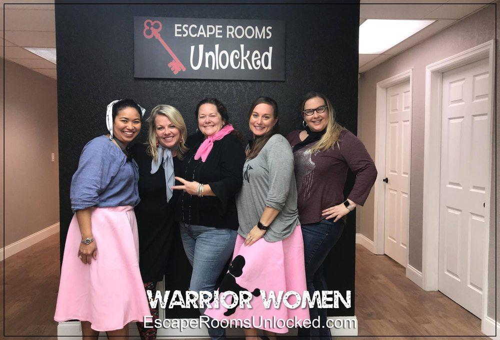 Escape Rooms Unlocked: 401 East Olympia, Punta Gorda, FL