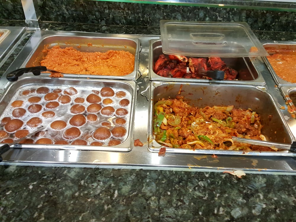 Indian buffet yelp for Ashoka the great cuisine of india